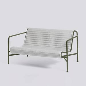Bilde av HAY Sky Grey Quilted Cushion