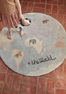 Bilde av OYOY The World Tufted rug