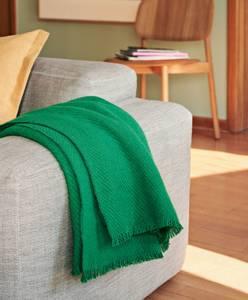 Bilde av HAY Mono Blanket, Grass Green