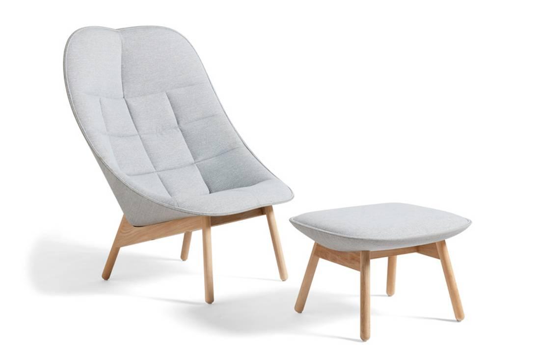 HAY Uchiwa Mode 002/ Remix 123 Lounge chair