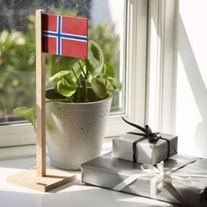 Bilde av Felius Design Norsk Flagg med