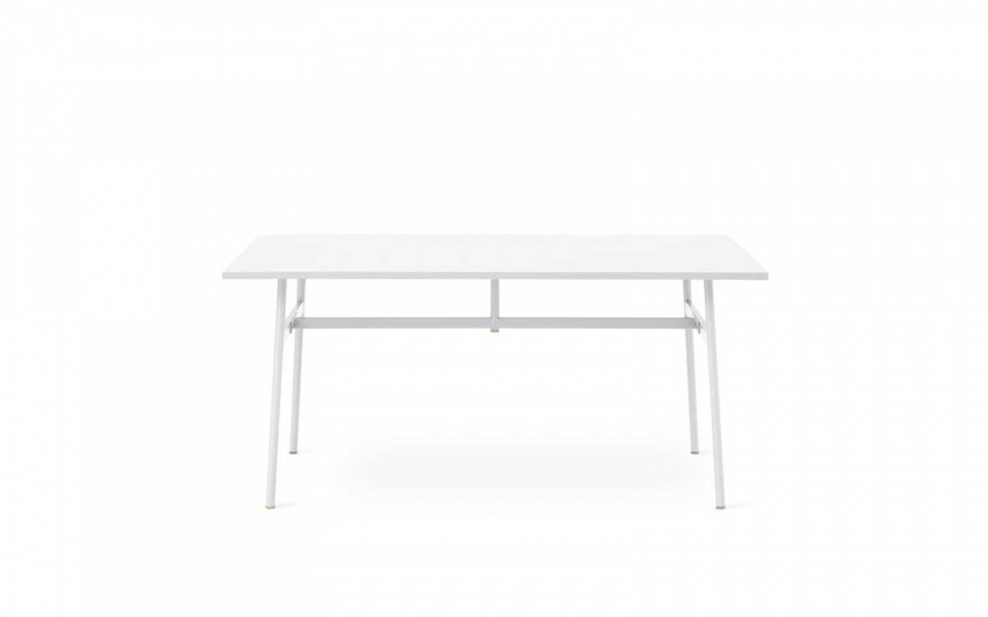 Normann Cph Union 160x90, White