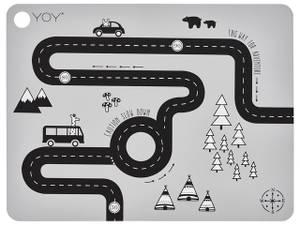 Bilde av OYOY Adventure Spisebrikke