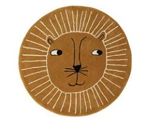 Bilde av OYOY Lion Rug, Caramel
