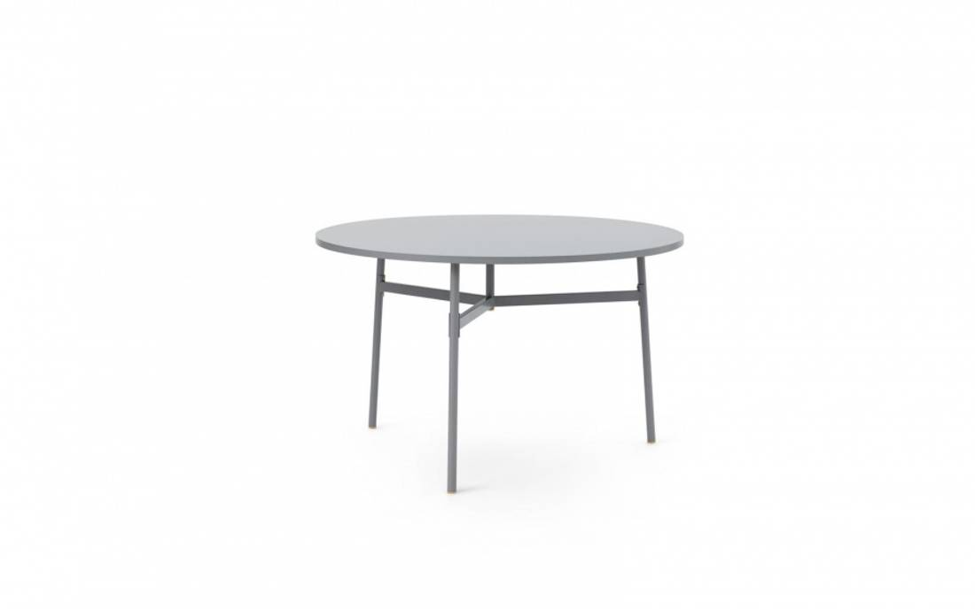 Normann Cph Union Ø120 spisebord, grå