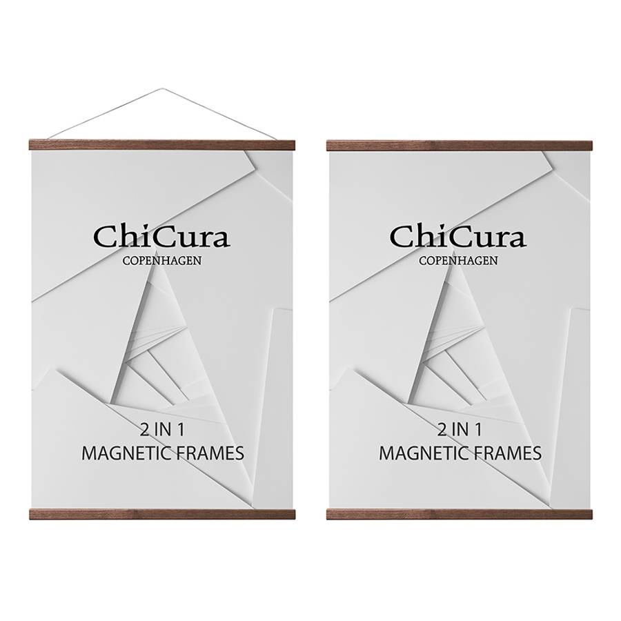 Chicura Magnetic Frame 31cm, Ash
