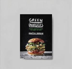 Bilde av Green Burgers Book