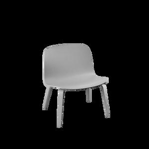 Bilde av Muuto Visu Lounge Chair Grey