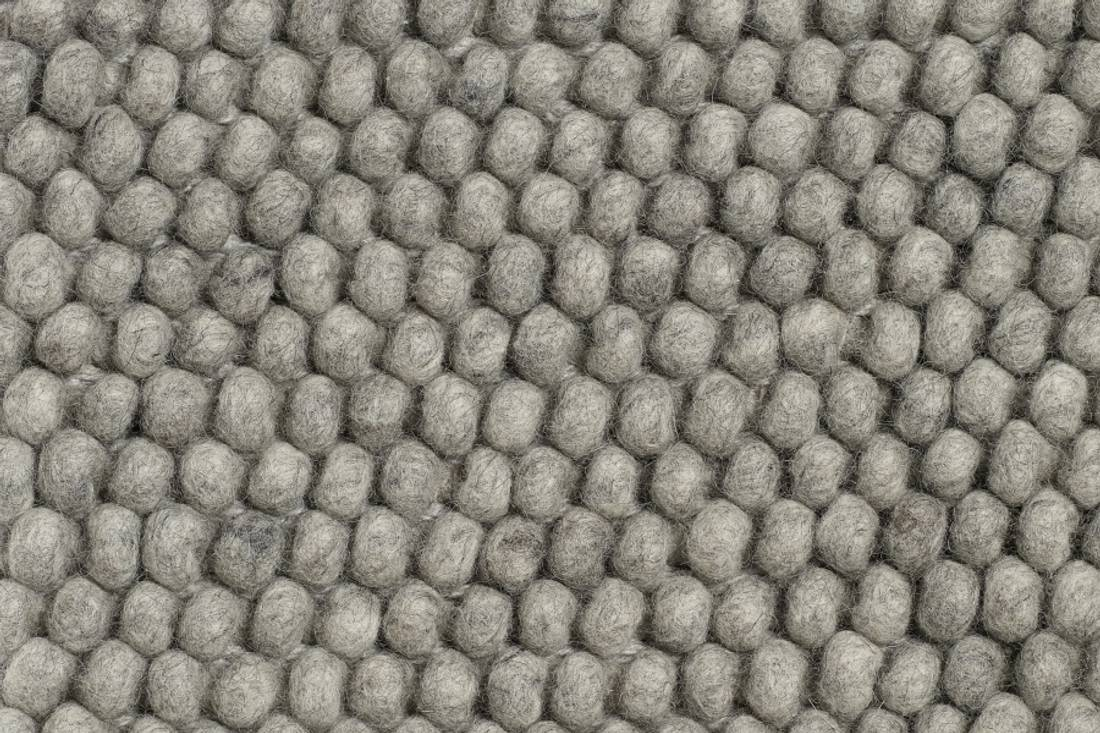 PEAS Teppe 170x240 Medium Grey, HAY