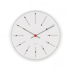 Bilde av Bankers veggur 29 cm - Arne Jacobsen