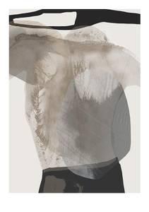 Bilde av Kunsttrykk Monument 2 30x40 - Anna Bülow