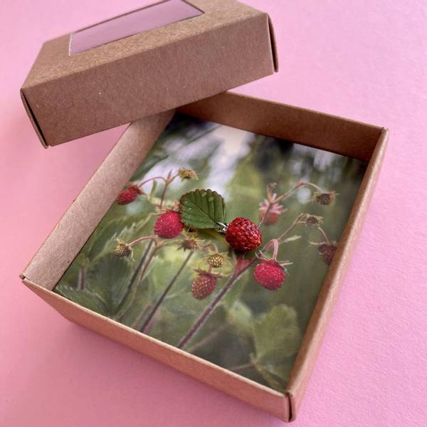 Smykke Markjordbær