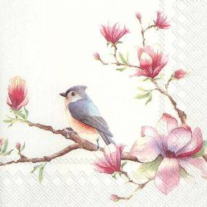 Bilde av Servietter lunsj Spring melody