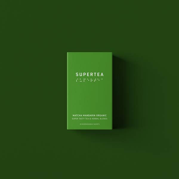 SUPERTEA - diverse smaker