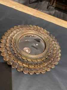 Bilde av Convex mirror gold