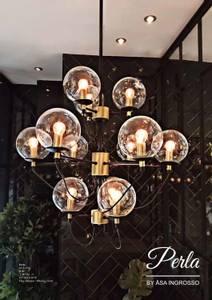 Bilde av Perla 12 Taklampe