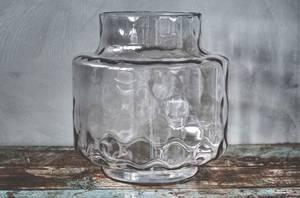 Bilde av Vase XL lys grå 29x28cm