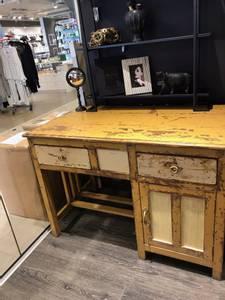 Bilde av Unikt Vintage skrivebord