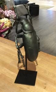 Bilde av Resin insect w metal base
