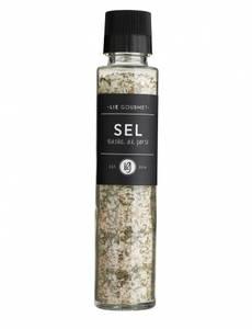 Bilde av Lie Gourmet salt with basil,