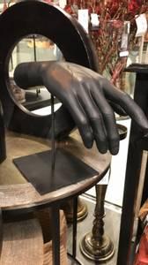 Bilde av Hand on stand, sort