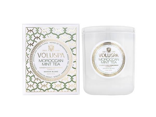 Voluspa - Moroccan mint tea boxed