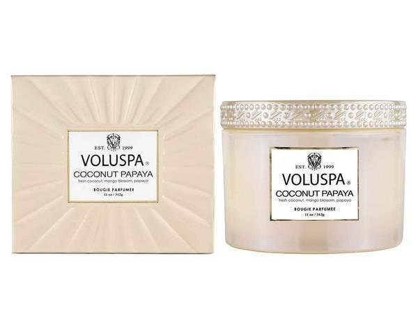 Voluspa - Coconut papaya maison jar
