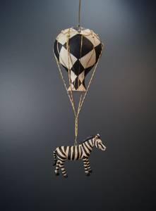 Bilde av Small airballoon w/zebra