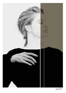 Bilde av Kunsttrykk Anna Bülow Kort