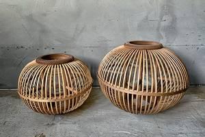 Bilde av Bambuslykt rund natur
