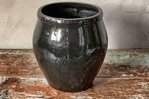 Bilde av Potteskjuler keramikk  sort