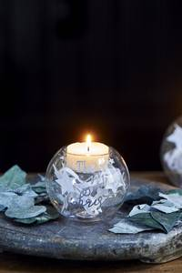 Bilde av The Magic ... Tealight silver
