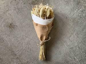 Bilde av Tørket blomster natur/hvit