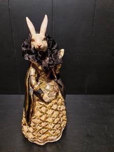 Bilde av Lady rabbit w/cape - black
