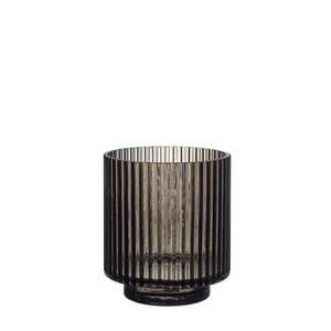 Bilde av Rifflet vaser i glass