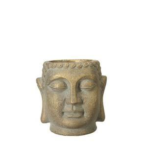 Bilde av Budda krukka i gullfarget