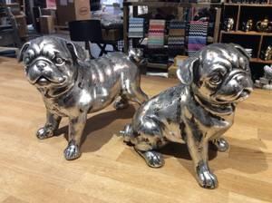Bilde av Dog Deco i silver