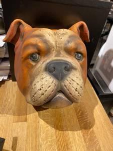 Bilde av Blomsterpotte Bulldog