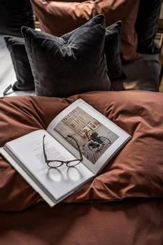 Sengeteppe og sengeklær
