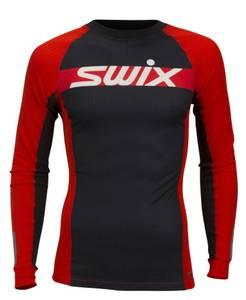 Bilde av SWIX RACEX CARBON TRØYE HERRE FIERY RED