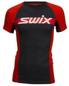Bilde av SWIX RACEX CARBON T-SKJORTE HERRE FIERY RED