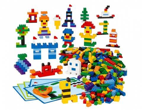 Bilde av Kreativt LEGO® klossesett