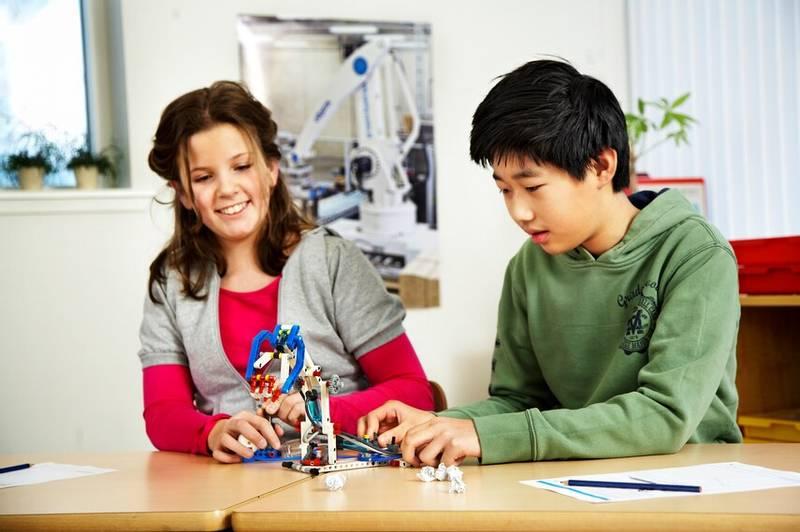 LEGO®Pneumatikk tilleggssett