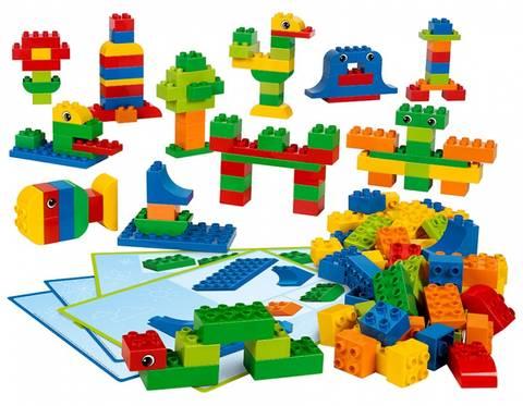 Bilde av  LEGO® Education Kreativt klossesett