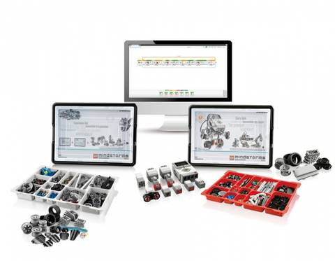 Bilde av FIRST LEGO League Startsett inkl lader