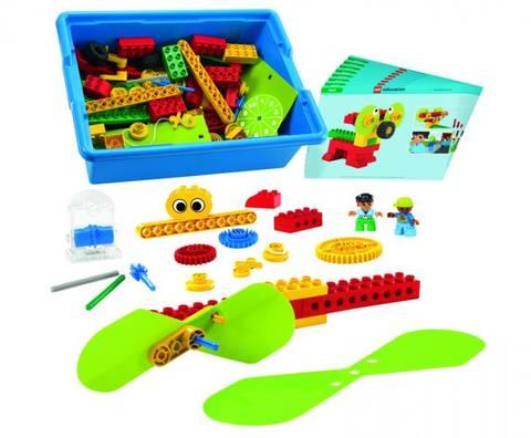Bilde av LEGO® Education Enkle maskiner for barn