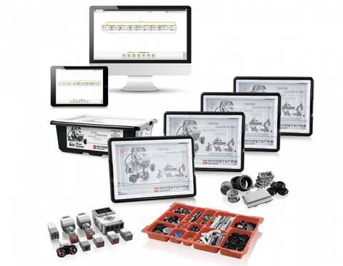 Bilde av LEGO®MINDSTORMS®Education EV3 (til 10 elever)
