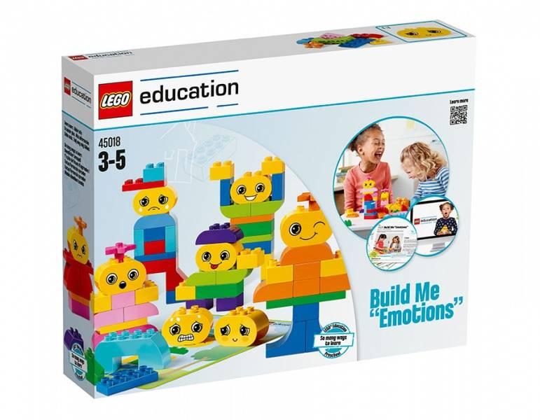 LEGO® Education Bygg meg - Stemninger