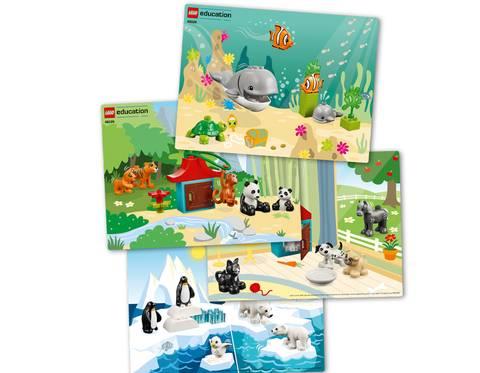 Bilde av LEGO® Education Dyr