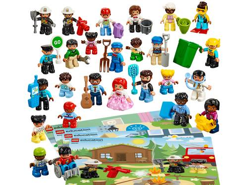 Bilde av LEGO® Education Mennesker